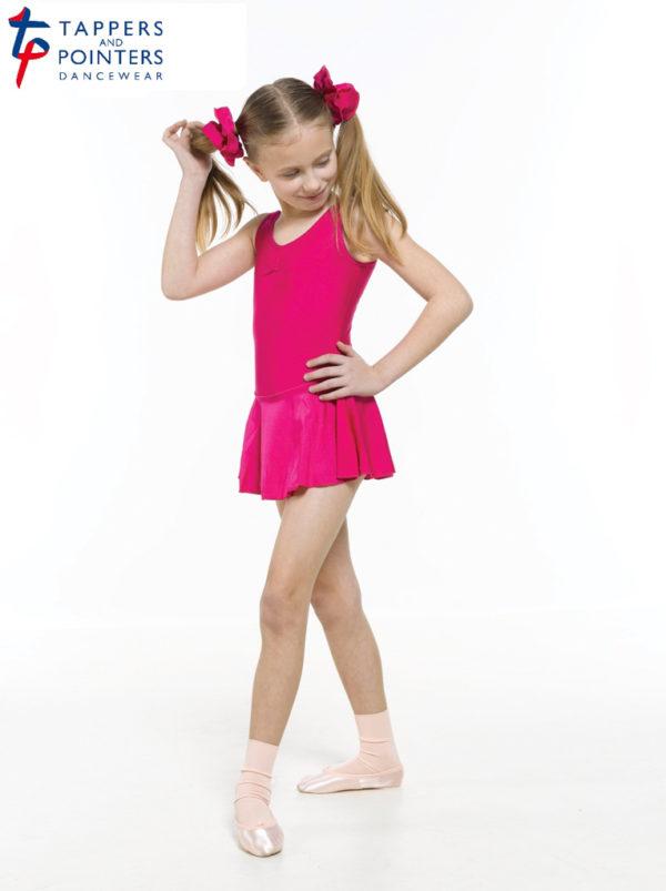 Junior cerise peony, Lycra Scrunchies & Ballet Socks – Copy