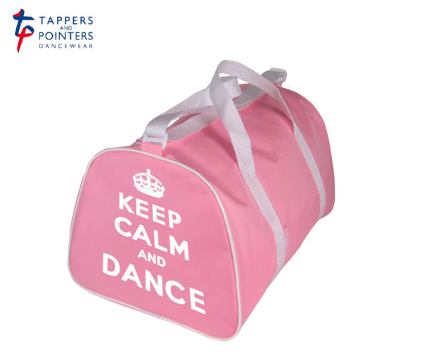 Keep Calm Dance PInk