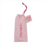 Little Ballerina Small Gingham Shoe Bag