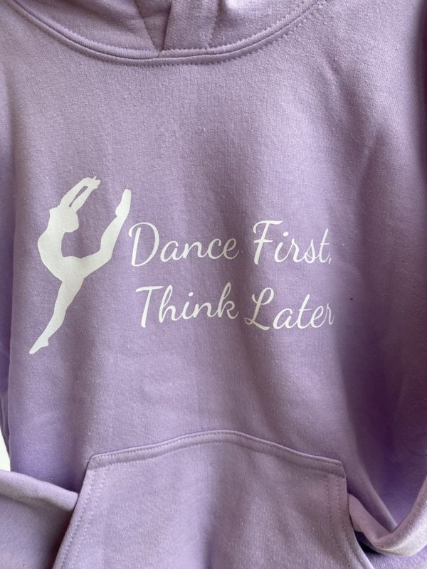 dance first think later jumper 2