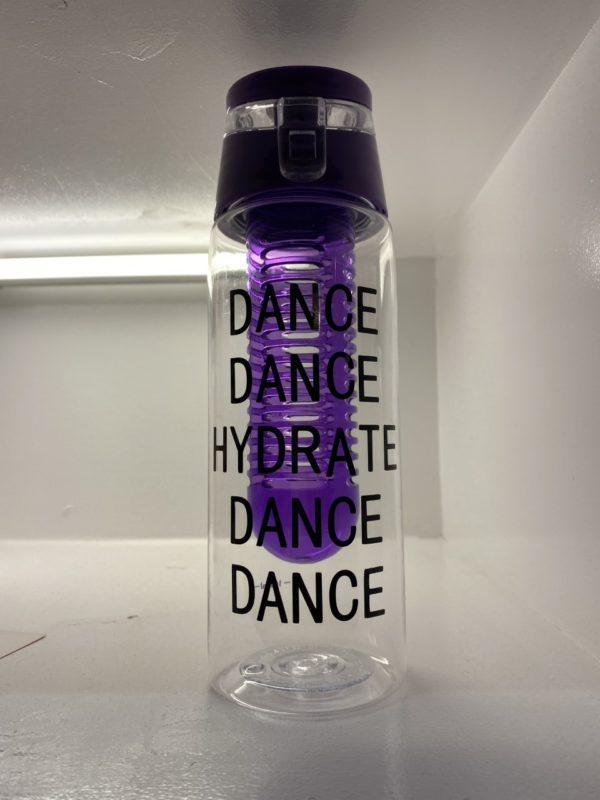 dance x4 hydrate bottle